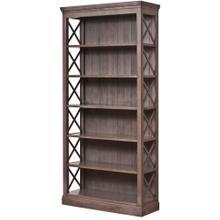 See Details - Saltire Bookcase