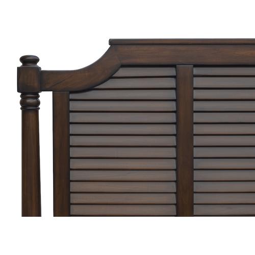 Cottage Creek Furniture - Nantucket Panel Bed, Queen headboard
