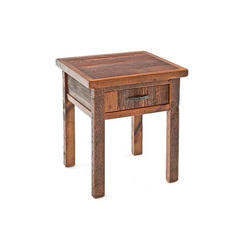 Green Gables Furniture - Back To the Barn - 1 Drawer Nightstand