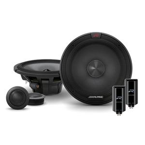 "R-Series 6-1/2"" Component 2-Way Speaker Set"