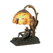 FROG PRINCE TABLE LAMP