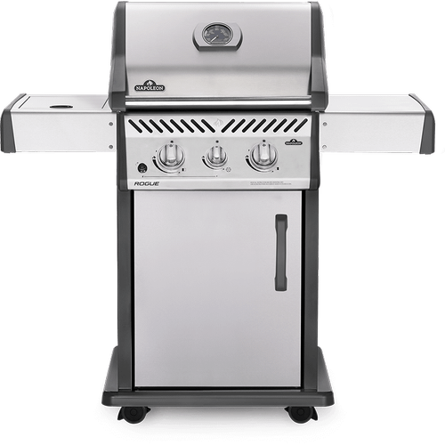 Rogue 365 SB with Range Side Burner , Stainless Steel , Propane