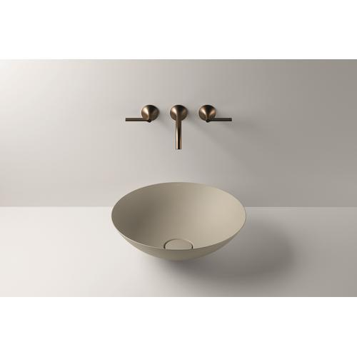 Dish basin, SB.Terra450, silk matt
