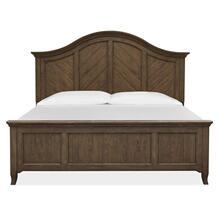View Product - Complete Queen Panel Bed