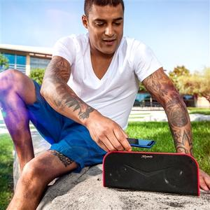 KMC 1 Portable Wireless Music System - Black