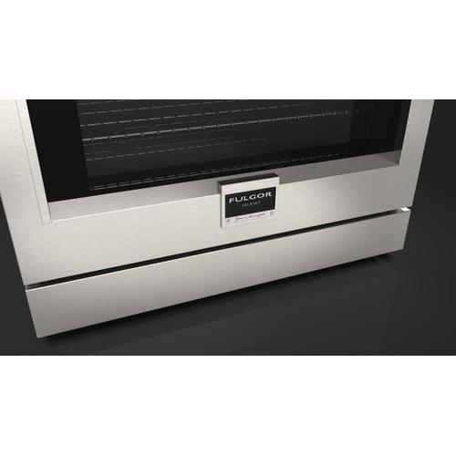 "36"" Induction Pro Range - Stainless Steel"