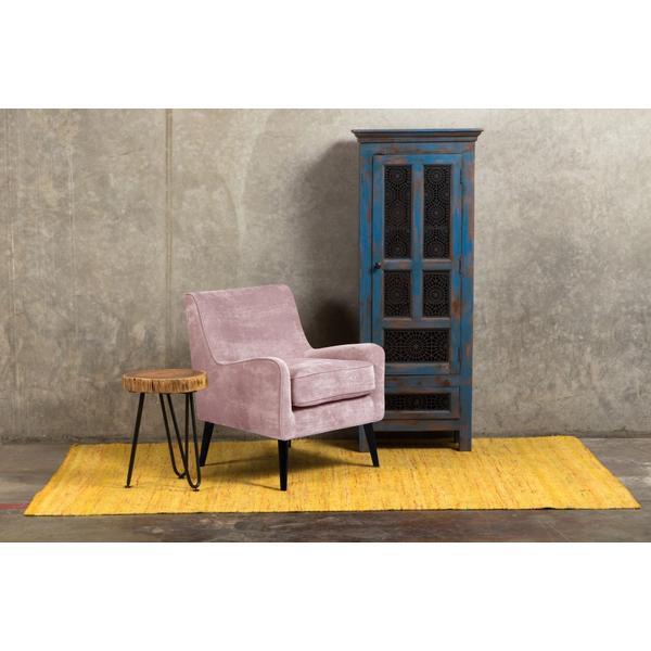 See Details - Kristina Blush Accent Chair, AC142