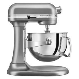 Professional 5™ Plus Series 5 Quart Bowl-Lift Stand Mixer - Contour Silver