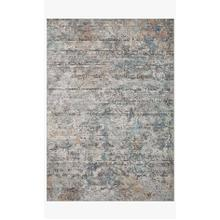 BIA-04 Grey / Multi Rug