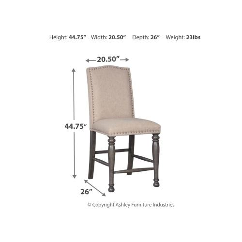 Audberry Counter Height Bar Stool