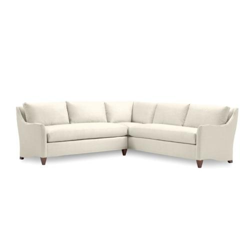 Whistler Sectional Sofa, DRGO-RED