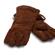Premium Suede Grilling Gloves (Backordered: Feb)