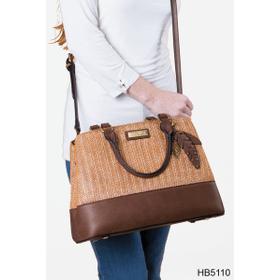 Paradise Raffia Shoulder Bag (3 pc. ppk.)