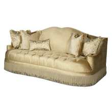 Tufted Sofa - Grp2/Opt2