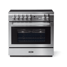 """See Details - AGA 36"""" Professional Induction, Stainless Steel"""