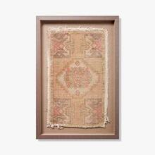 See Details - 0351180025 Vintage Turkish Rug Wall Art