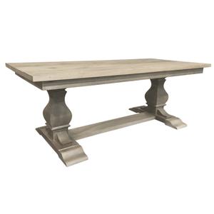 Alexandria Pedestal Table