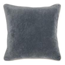 See Details - SLD Heirloom Velvet Stone Gray 18x18