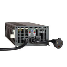 700W PowerVerter APS 12VDC 120V Inverter/Charger with Auto-Transfer Switching, 1 Outlet