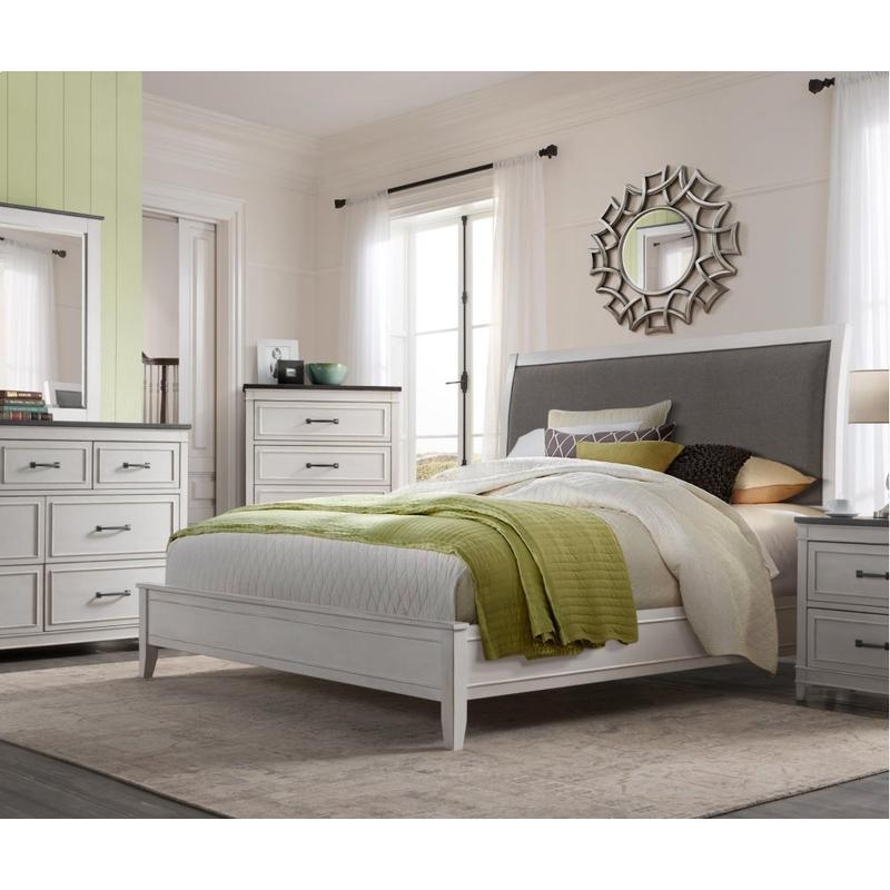 View Product - DelMar - White 6 Piece King Bedroom