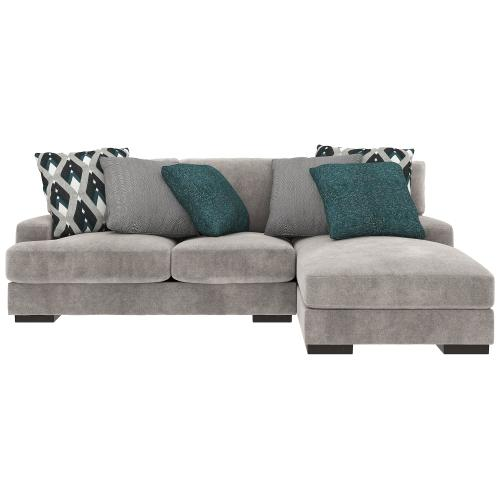 Product Image - Bardarson 2-piece Sectional With Chaise