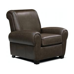 England Furniture1704AL Marlowe Leather Chair
