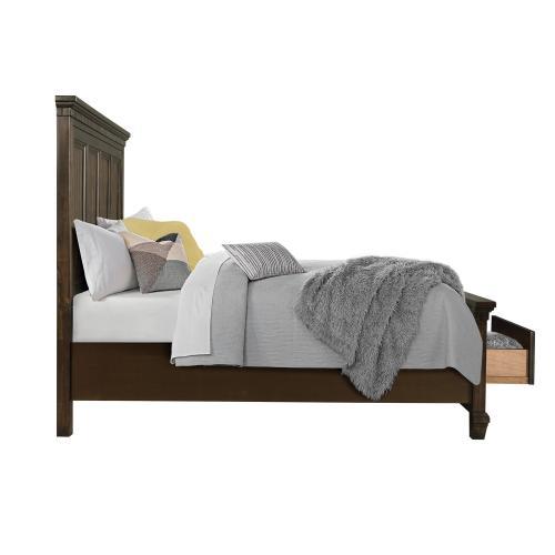 McCabe 2-Drawer King Storage Bed