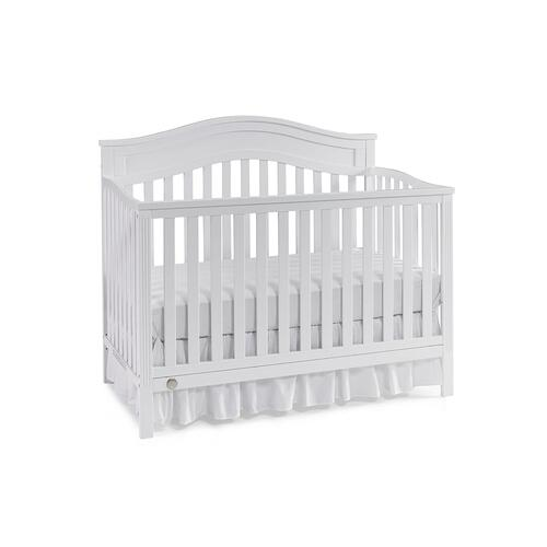 Product Image - Fisher-Price Aubree Convertible Crib, Snow White