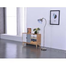 See Details - 2801 STEEL Task Floor Lamp