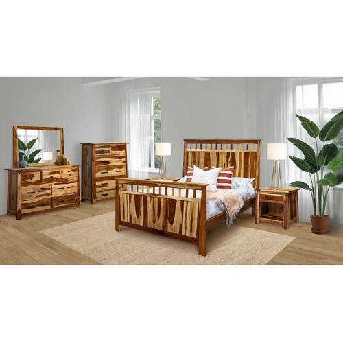 Porter International Designs - Kalispell Bedroom Group, PDU-101