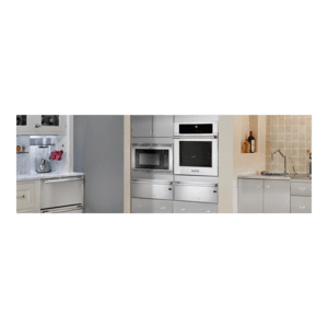 Built-In Microwave with Side-Swing Door