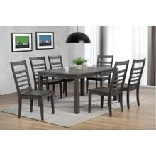 DLU-EL9282-C100-7PC  7 Piece Dining Set