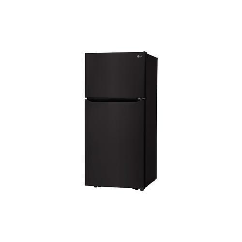 LG - 20 cu. ft. Top Freezer Refrigerator