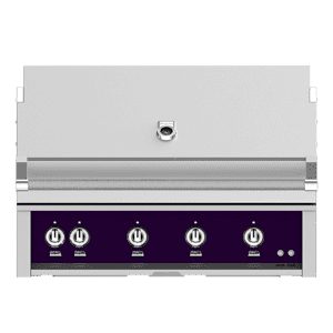 "42"" Hestan Outdoor Built-In Grill - G_BR Series - Lush"