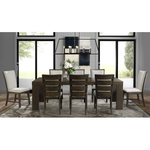 Grady Dining Set - Table and 8 Chairs