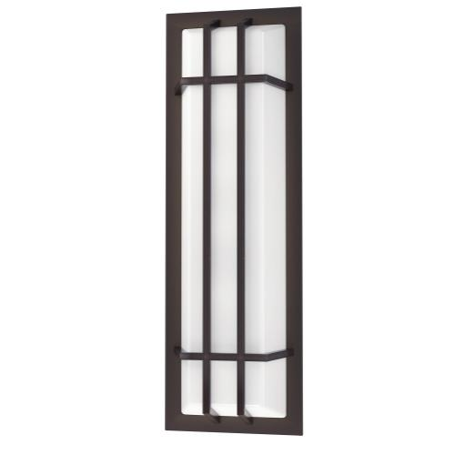 """Trilogy 26"""" LED Outdoor Wall Sconce"""