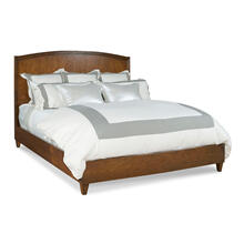See Details - Tranquility Bed, #10 Bordeaux Finish