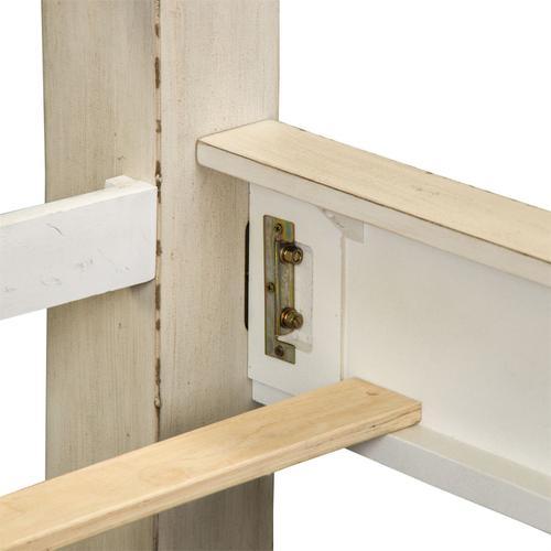 Cali King Panel Bed Rails