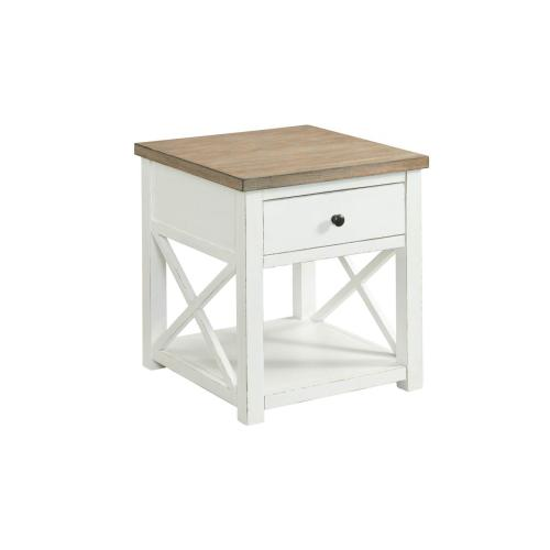 7640 End Table