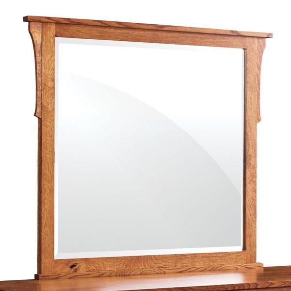 See Details - San Miguel Dresser Mirror - QuickShip