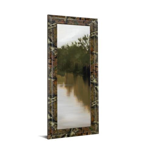 """""""River Journey"""" By Megan Lightell Framed Print Wall Art"""