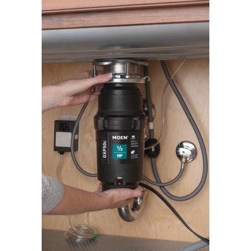 Moen disposal air switch controller