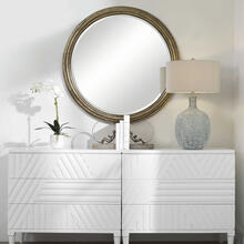 View Product - Spera Round Mirror