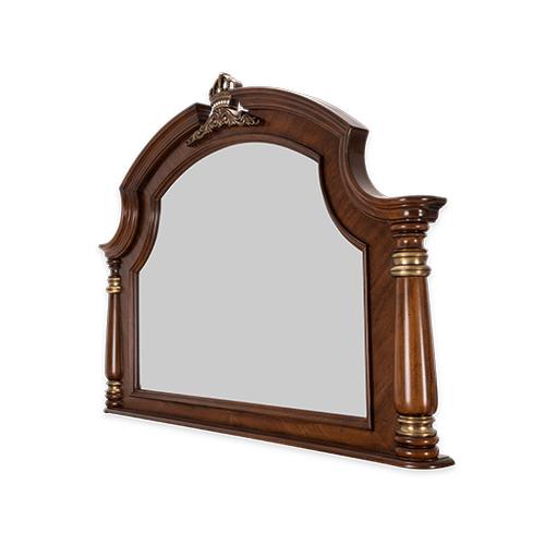 Grand Masterpiece Dresser Mirror Royal Sienna
