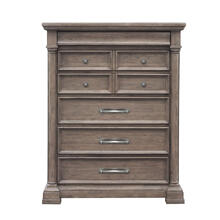 Crestmont Chest in Brown