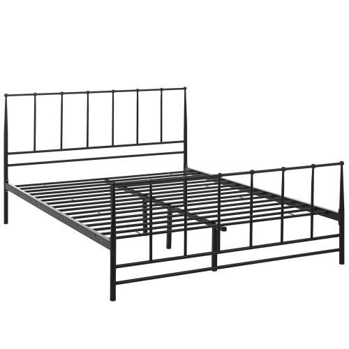 Estate Full Bed in Brown