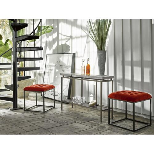 Universal Furniture - Bennett Ottoman Sunset