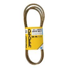 42-inch Deck Drive Belt Original Equipment Genuine Part (OEM)