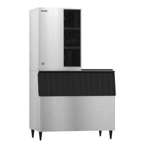 KM-1340MAJ, Crescent Cuber Icemaker, Air-cooled