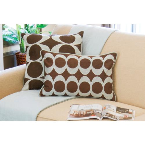 """Gallery - Decorative Pillows P-0180 22""""H x 22""""W"""